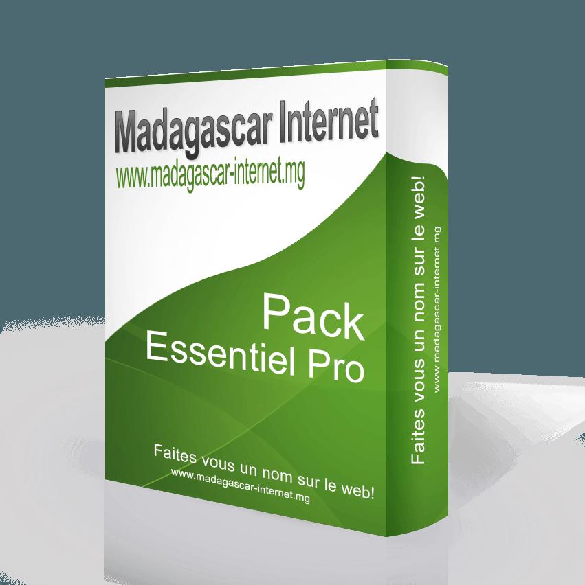 Pack essentiel pro